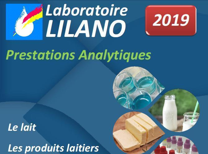 Catalogue des prestations 2019