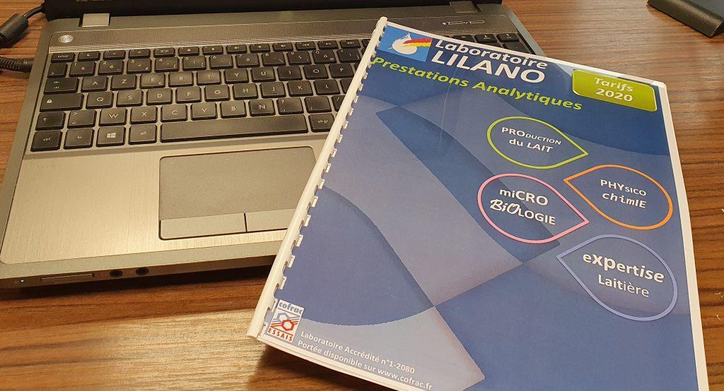 Catalogue des prestations 2020